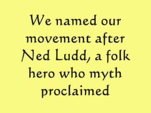 Horrible Histories: Luddites! Lyrics