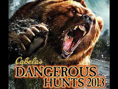 Como Descargar e Instalar Cabela's Dangerous Hunts 2013 Pc con crack [Full] Torrent Español
