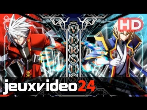 BlazBlue Chrono Phantasma - New Trailer HD (PS Vita)