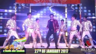 Krishna Abhishek's dance performance at Bellagio Colombo - Part 1