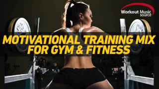 Workout Music Source // Motivational Training Mix For Gym & Fitness (132-140 BPM)
