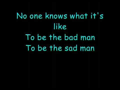 The Who- Behind Blue Eyes Lyrics
