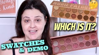 Laura Lee Los Angeles Nudie Patootie SWATCHES, Demo & First Impressions! | Jen Luvs Reviews
