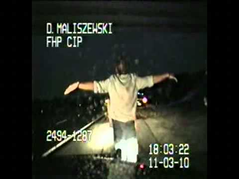 David Cassidy's DUI arrest video
