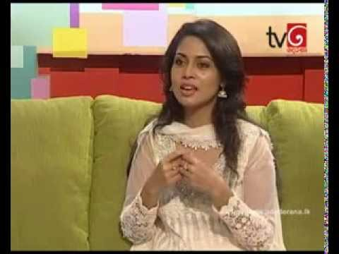 Derana Tv Interview With Pooja Umashankar video