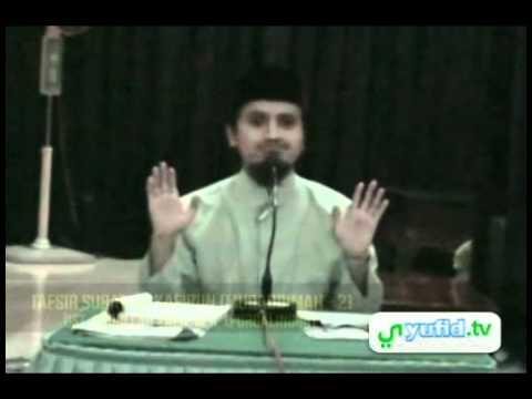 Kajian Tafsir Al Quran:  Surat Al-Kafirun (Mukadimah 2)