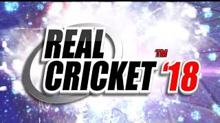 Real Cricket™ 18 # VIVO IPL GAMEPLAY