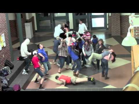 Noble High School Harlem Shake