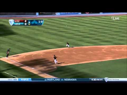USC Baseball: USC 8, UCLA 4 (Dodger Stadium Classic)