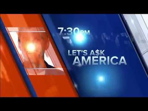 WXYZ Lets Ask America Promo 15S