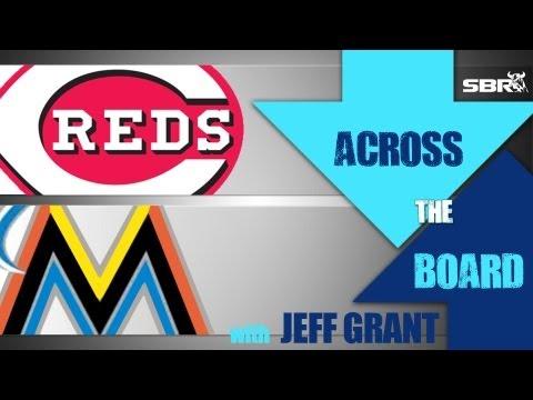 Cincinnati Reds vs Miami Marlins: MLB Picks