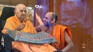 Guruhari Darshan 22 Nov 2014, Sarangpur, India