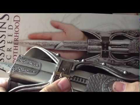 Neca Assassin's creed Ezio hidden blade