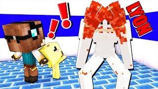 MI FINGO SCP-096 PER SPAVENTARE I MIEI FIGLI!! - Casa di Minecraft #69