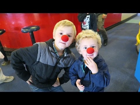 Clowning Around in Canada