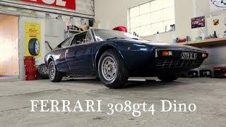 FERRARI 308 GT4 DINO | La découverte !