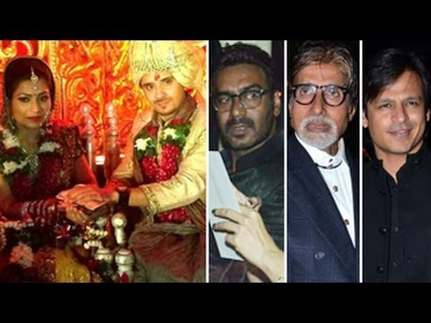 Bollywood stars attend Raghav Sachar Wedding: EXCLUSIVE VIDEO...