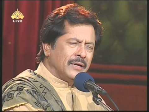 Ataullah Khan Esa Khailvi -saaqiya Ek Nazar video