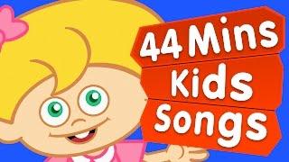 İngilizce Çocuk Şarkıları 2015 | İngilizce Bebek Şarkıları | Adisebaba TV