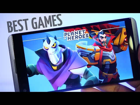 Best Android Games - February 2017