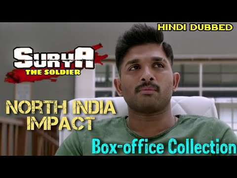 *Record Breaking* Surya The Soldier Hindi Dubbed Movie | Total Box Office Collection | Allu Arjun