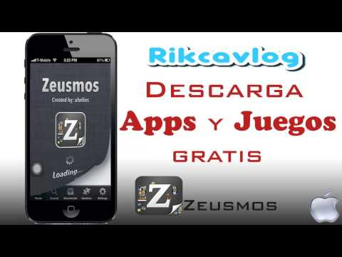 Descarga juegos y apps Gratis para iPod, iPhone, y iPad en 6.1 y 6.1.2