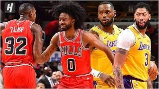 Los Angeles Lakers vs Chicago Bulls - Full Game Highlights | November 5, 2019 | 2019-20 NBA Season
