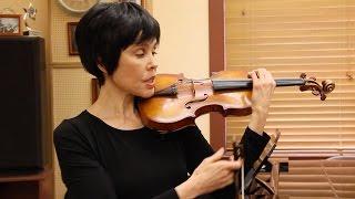 Violin Techniques - Wrist Vibrato