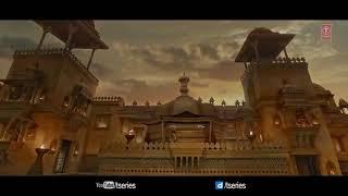Padmavati / Ghoomar song / HD , Mp4