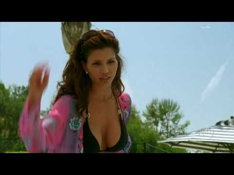 Charisma Carpenter - Sexy In Black Bikini