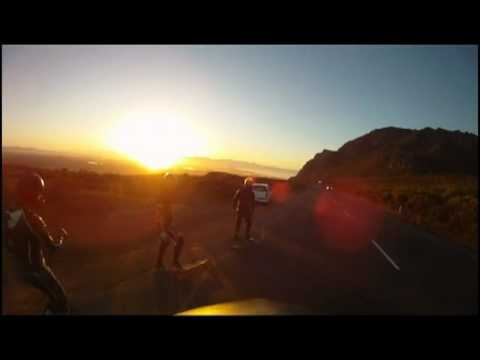 There is nothing like Ou Kaapse Weg in the morning - **Fibretec Longboarding South Africa**
