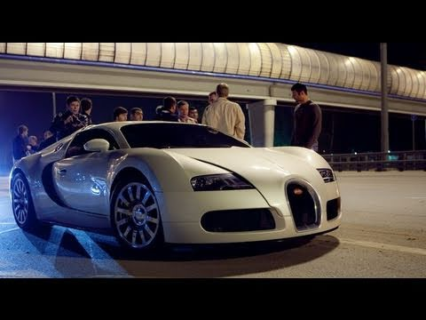 Bugatti Veyron vs Nissan GT-R (Including deleted scenes) Video
