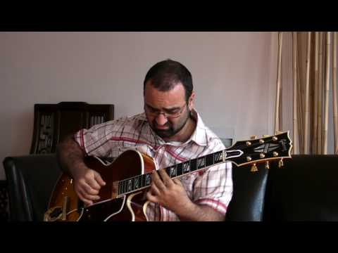 Moonlight Serenade Fingerstyle Jazz Guitar