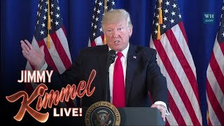 Jimmy Kimmel on Donald Trump's Charlottesville Comments