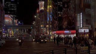 Real 4K HDR: Tokyo Akihabara Electric Town in HDR UHD (Chromecast Ultra)