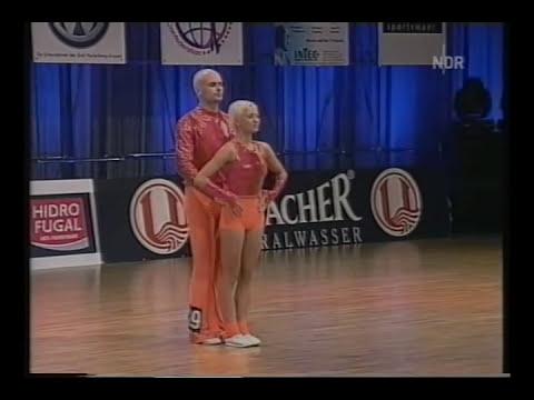 Katerina Fialova & Roman Kolb - Weltmeisterschaft 2002