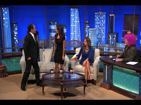 Platanito entrevista a Geraldine Bazan y Claudia Godinez