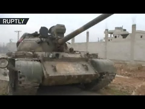 SAA  brings reinforcement to Hama to drive back Hay'at Tahrir Al-Sham offensive