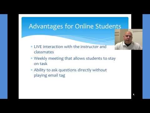 Virtual Classes at Nash Community College