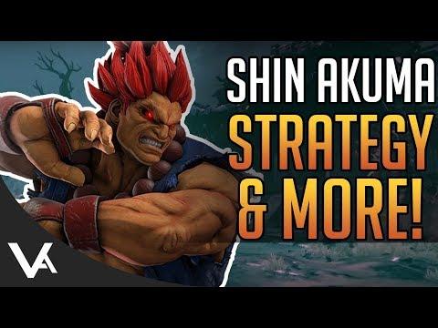 SFV - How To Beat Shin Akuma! G Dressed Like Q? News Roundup For Street Fighter 5 Arcade Edition