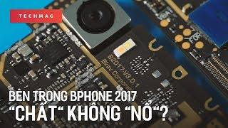 Bên trong BPhone 2017: Bkav làm được những gì sau 2 năm?