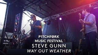 "Steve Gunn performs ""Way Out Weather"" - Pitchfork Music Festival 2015"