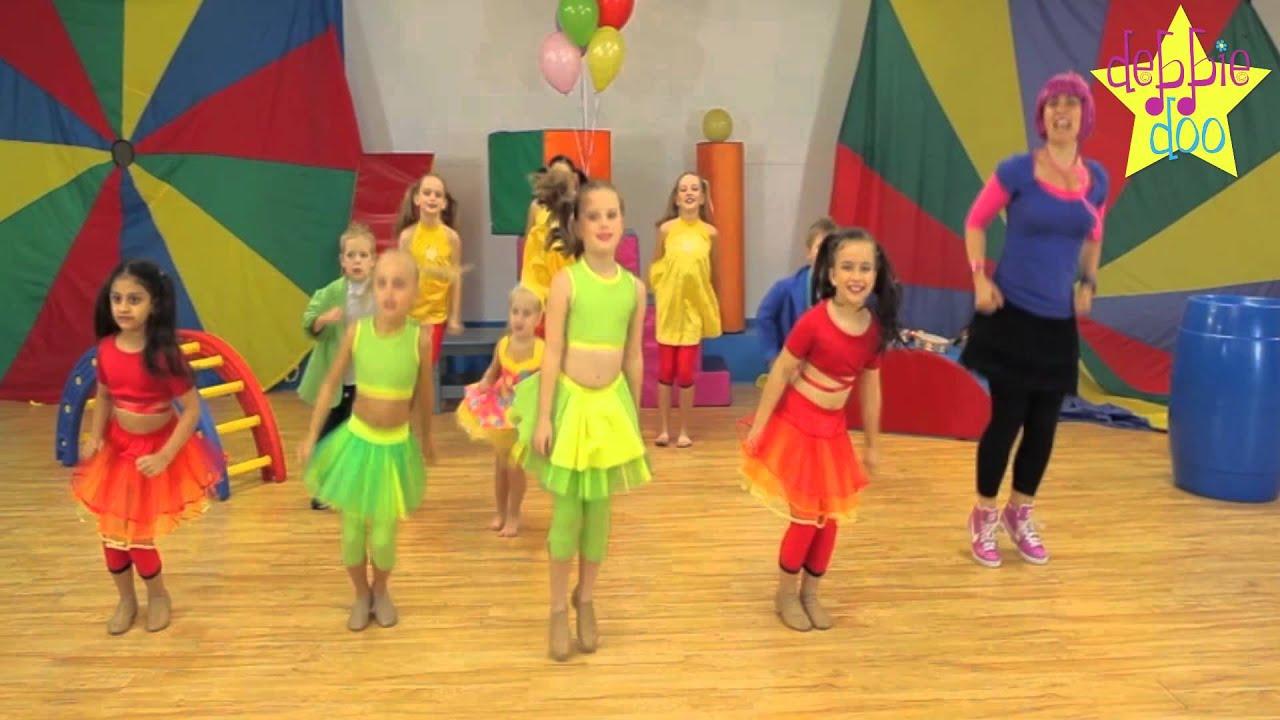 Aerobics dance 3d - 3 8