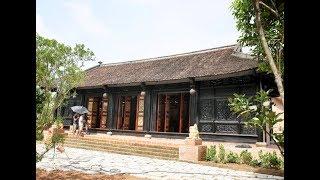 """Đột nhập """"Nhà ông Hoàng có ma"""" ở Đồng Nai"""