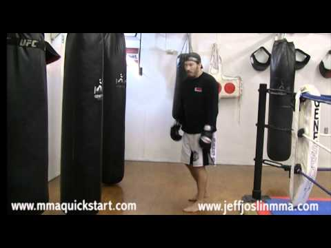 MMA Technique - Striking - Jab (Lead Arm Low) Image 1