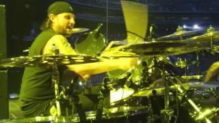 Dave Lombardo -- Postmortem/Hate Worldwide -- Big 4 Yankee Stadium