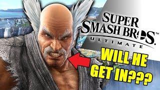Why Heihachi Mishima? | SUPER SMASH BROS. ULTIMATE