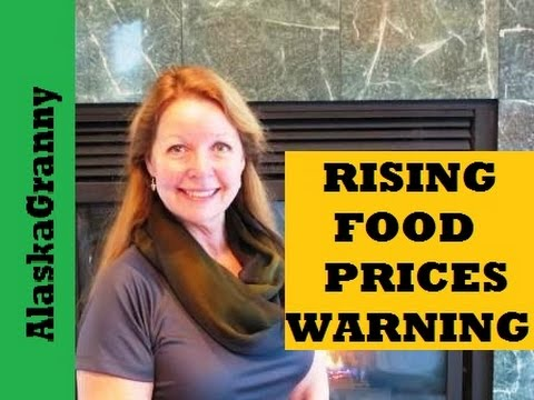 Preppers: Rising Food Prices Warning