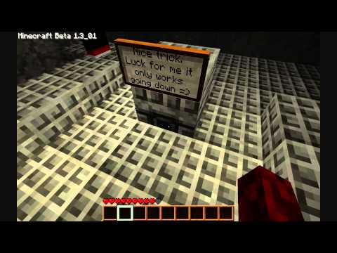 Minecraft - Escape Craft with Jersey Turtle - 1 of 2