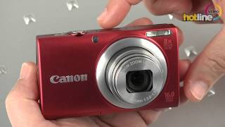 Обзор Canon PowerShot A4000 IS